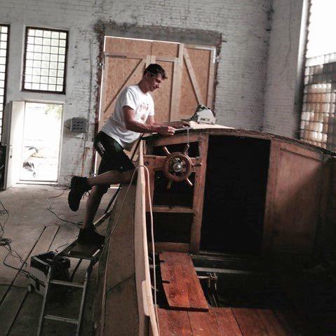 В рамках немецкой программы Festool Fanprojekt Мы расскажем Вам о проекте немецкого мастера Равана