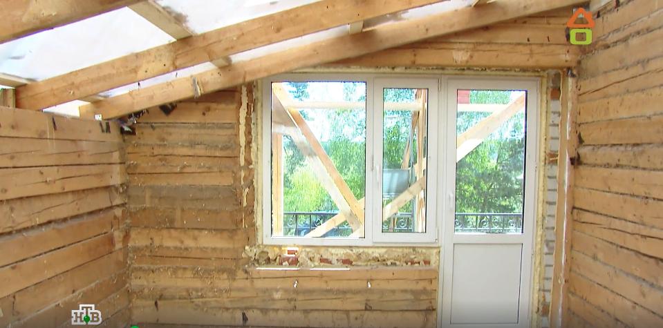Ремонт второго этажа загородного дома по проекту 2019