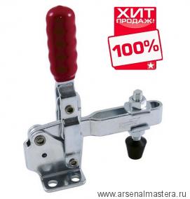 Зажим механический с вертикальной ручкой усилие 227 кг GOOD HAND GH-12130 ХИТ!
