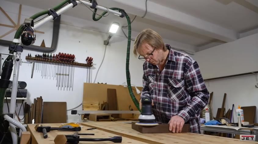 Инструменты Фестул в работе в мастерской