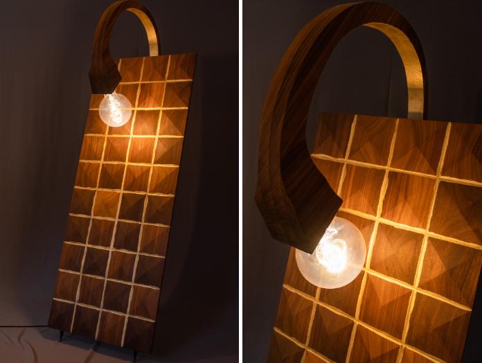 Саблин светильники лучшие примеры Мастера