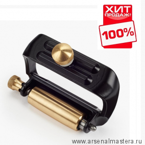 Ролик Veritas Camber Roller бочкообразный (для точилки Veritas Mk.II Honing Guides) 05M09.05 М00004840 ХИТ!