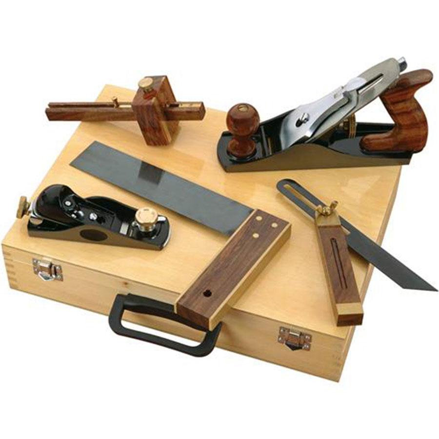 Стартовый набор ручного инструмента столяра краснодеревщика