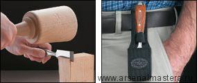 Стамеска с боковой режущей кромкой левая ChestnutTools 09A02.46 М00005308
