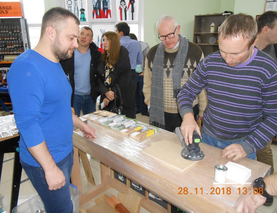 OSMO (Германия): декорирование столярных изделий: работа с маслом, правила нанесения и сохранения, мастер-класс.