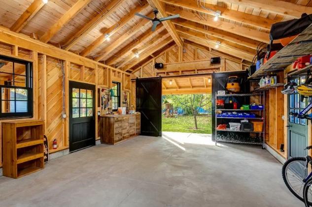 мастерская в гараже мечта 2019