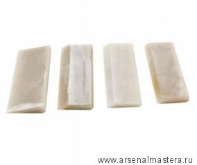 Набор точильных камней ARKANSAS 6000-8000 грит 4 шт  Narex 869500