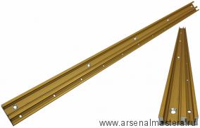 ХИТ! Шина направляющая T-track (профиль шина)  80 см, анодированная, алюминиевая с комплектом крепежа INCRA MCTTRACK32-OEM