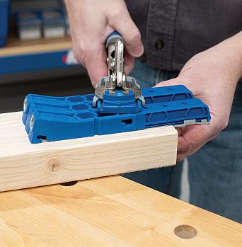 Kreg Jig Набор из кондуктора и соединителя для Pocket-Hole Jig 310 & 320