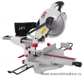 Торцовочная пила, диск 254 мм 1,5 кВт JET JSMS-10L 10000826M