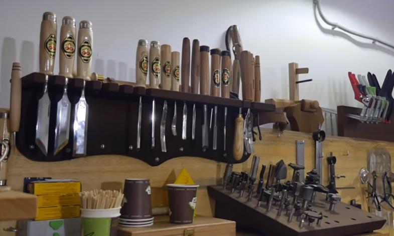 Мастерская по изготовлению лучших предметов и изделий из дерева