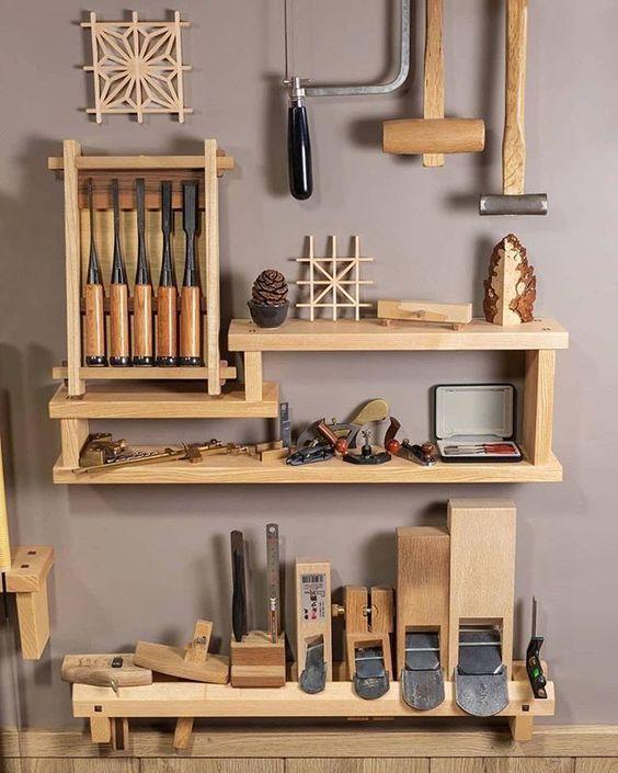 мастерская по изготовлению деревянных изделий