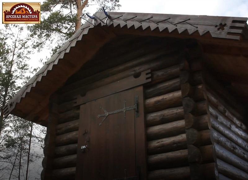 Фанпроект Избушка - Резиденция Бабы Яги