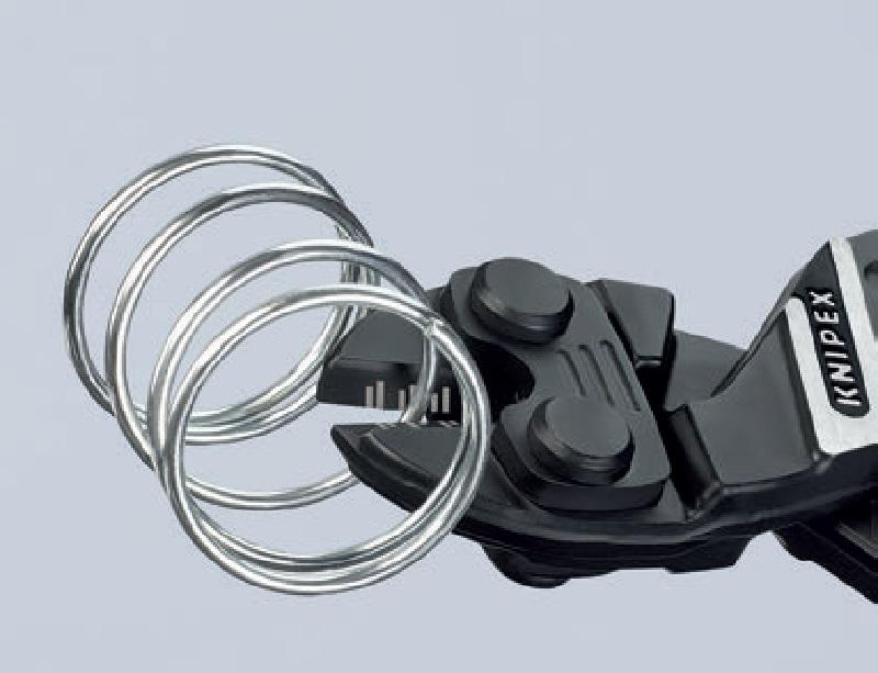 фото Болторез компактный c выемкой L 160 мм CoBolt (КоБолт) S KNIPEX 7131160