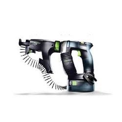 Аккумуляторный шуруповёрт для гипсокартона FESTOOL DWC 18-4500