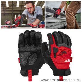 Перчатки с защитой от удара Impact Demolition Gloves 8 / M  MILWAUKEE 4932471908