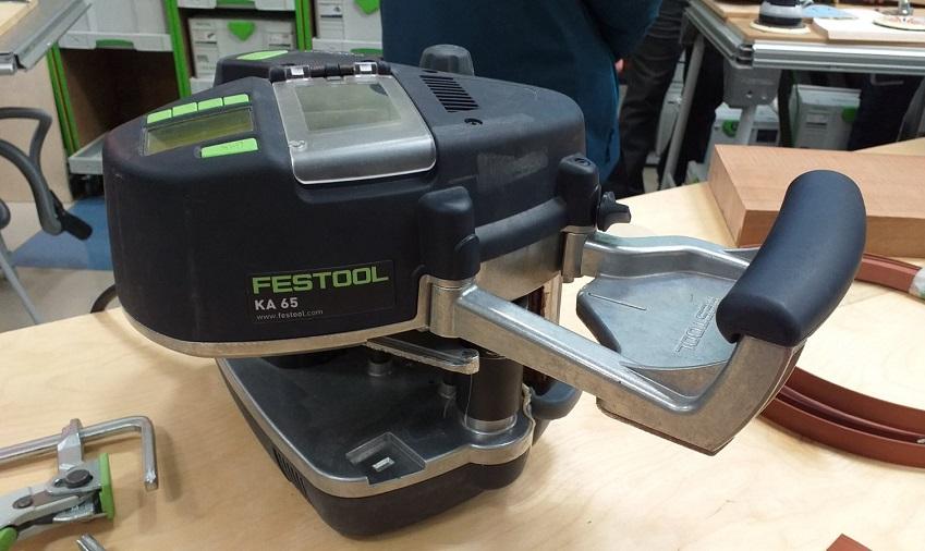 Кромкооблицовочная машина Festool