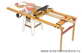 Комплект для циркулярной пилы ( шириной до 711мм) с левосторонним фрезерным столом 21 x28 дюйм INCRA M-TS Combo 3
