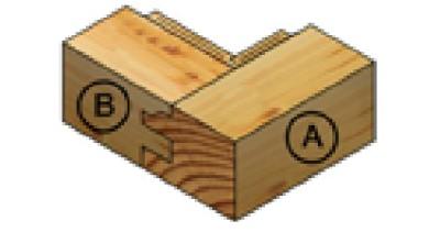 Фреза концевая для мебельных фасадов WPW RG20002