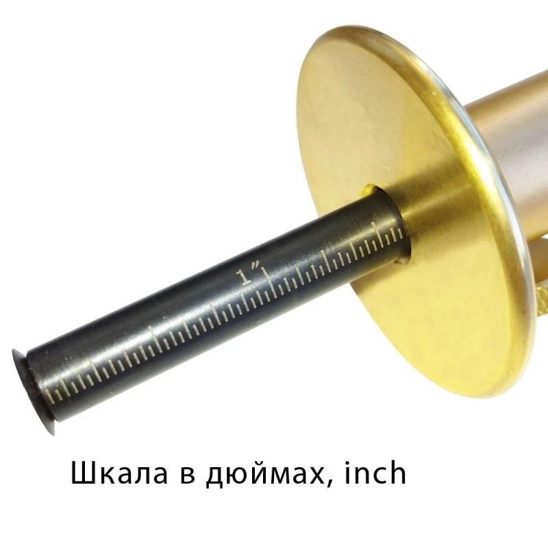 Рейсмус разметочный с микроподстройкой 150 мм